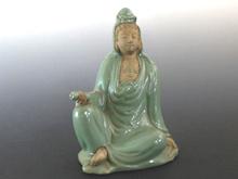陶磁器仏像