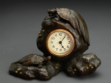 時代時計 置物
