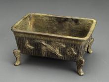 銅製盆栽鉢