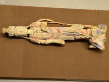 木製聖観音立像
