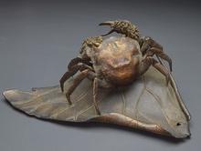 金工 蟹置物