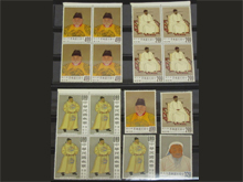 台湾中華民国 切手
