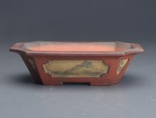 中国盆栽鉢
