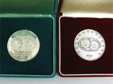 記念硬貨銀