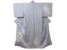 日本刺繍 付下げ