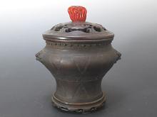 中国古銅製香炉