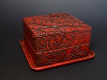 鎌倉彫二段重