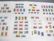イタリア 古い切手コレクション