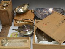 銀工芸品各種