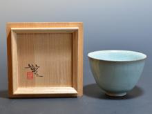 青磁 茶碗