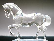 スワロフスキー 馬