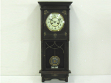 ゼンマイ式振り子時計