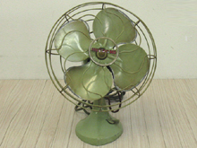 昭和レトロ扇風機日立製