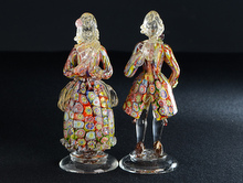 ベネチアンガラス 人形