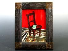 「椅子画」