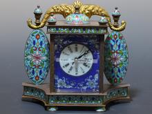 中国七宝置時計