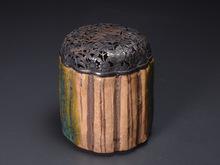 古織部 香炉