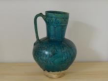 青釉ペルシャ古陶器 水指