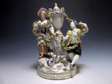 マイセン 陶器人形