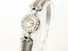 オメガ ダイヤ腕時計