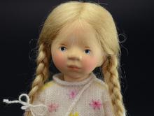 ポングラッツ人形 三ッ編 女の子