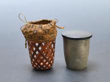 錫製茶心壺
