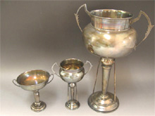 銀杯、銀製トロフィー