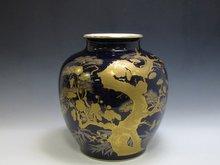 大倉陶園 壺
