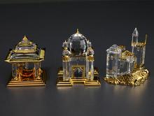 クリスタルキャッスル/寺院/モスク