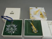 クリスタル バイオリン/雪の結晶