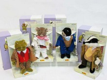 The Wind in the Willows・TOAD 他4点