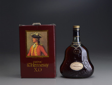 ヘネシーXO グリーンボトル