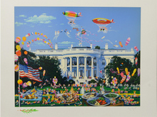 「ホワイトハウスの日曜日」