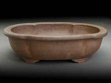 宜興陳甫生製 中国古鉢