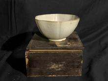 中国白磁茶碗