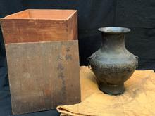 古銅 花瓶