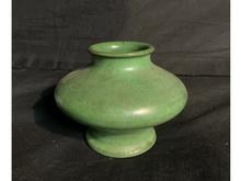 中国緑釉花瓶