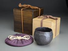 杉本貞光 高麗黒 茶碗
