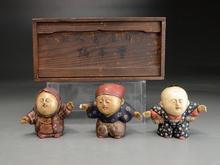 江戸期 伊豆蔵人形
