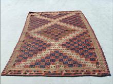 キリム 平織り