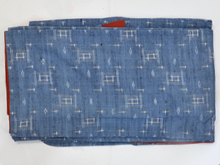 藍染琉球紬
