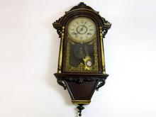 セス・トーマス 八角掛時計