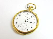 懐中時計 STANDARD U.S.A. 18K刻印