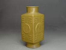 蕎麦釉 花瓶