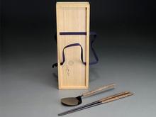 中川浄益 火箸