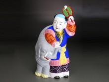 津屋崎人形巧房『象使いの唐子』