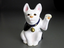 津屋崎人形 招き猫