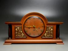 ドイツ製 MAUTHE 置時計