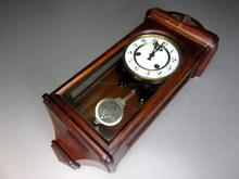精工舎 ゼンマイ式 掛時計