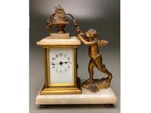 SEIKOSHA 天使象 置時計